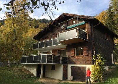 PV Geländer Balkone